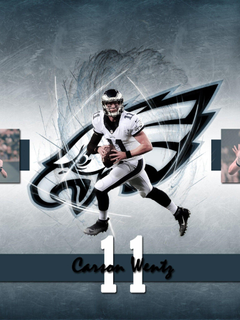 Carson Wentz Phone Wallpapers Image Gallery
