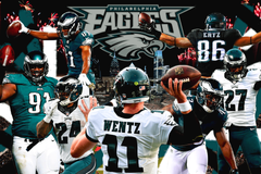 If one person uses my wallpaper I ll be happy Fly Eagles Fly