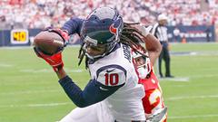 Fantasy football wide receiver rankings for Week 7