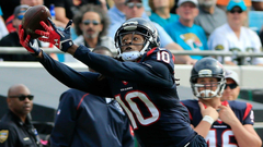 Patriots reportedly tried to land Texans receiver DeAndre Hopkins