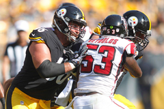 Steelers News David DeCastro living up to the hype and then some