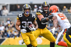 Steelers OG DeCastro Doesn t matter if Bell reports