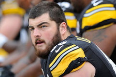David DeCastro fined for grabbing facemask of Wallace Gilberry