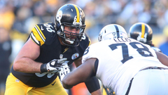 Steelers reportedly talking extension with David DeCastro but none