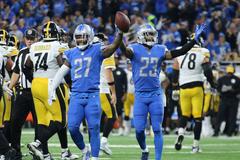Lions notes Darius Slay shut down Antonio Brown
