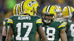 Jordy Nelson s torn ACL upgrades fantasy outlook for Cobb Adams