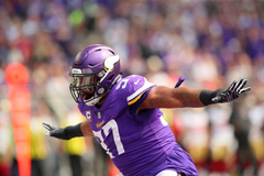 Minnesota Vikings Look To Everson Griffen for Cap Relief