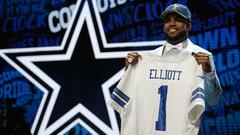 Cowboys Ezekiel Elliott already leads NFL with crazy jersey sales