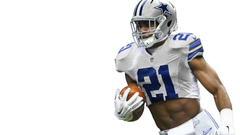 Zeke Elliot Crop Top Jersey Swap