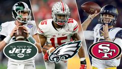 Ideal NFL Mock Draft 2016 Each team s best first