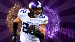 Anybody have any good Harrison smith wallpapers minnesotavikings