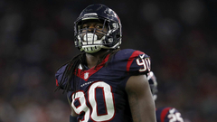 Jadeveon Clowney injury update Texans DL returns after leaving with