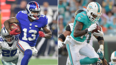 Odell Beckham Jr and Jarvis Landry Practice Crazy One
