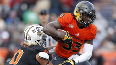 What anonymous scouts said about Chiefs 3rd round pick Kareem Hunt