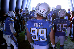 Joey Bosa NFL Defensive Rookie of the Year s rise to NFL stardom