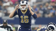 Rams news Jared Goff says Sean McVay wants to push it to another