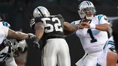 All eyes on Khalil Mack one of NFL s elite defenders