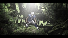 Matthew Stafford Lion King by number6666