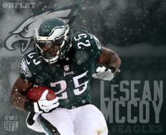 Philadelphia Eagles LeSean McCoy Wallpapers