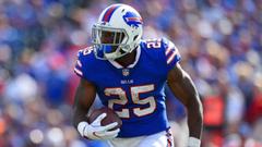 Bills news LeSean McCoy considered questionable vs Jaguars