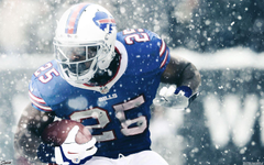 LeSean McCoy Buffalo Bills on Behance