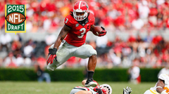 Running Back to the Future Why Is Todd Gurley Suddenly Soaring Up