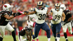 Todd Gurley film review Rams rookie proves he s worthy of Adrian