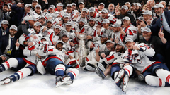 Ovechkin and Capitals overcome final hurdle to win Stanley Cup