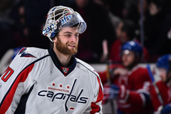 Capitals to auction off goalie Braden Holtby s mask for You Can Play