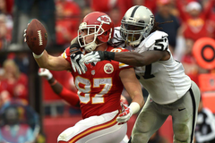 Travis Kelce and the scary floor at tight end for the Chiefs