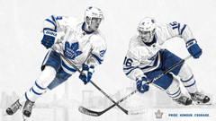 By request here s a Matthews and Marner wallpaper Happy