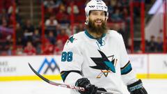Sharks sign Brent Burns to long