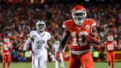 Tyreek Hill the game