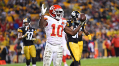 The Chiefs can be very dangerous if Tyreek Hill can keep making