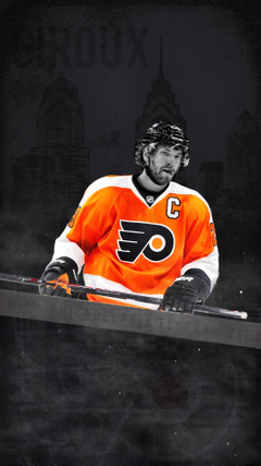 Hunk Delivery Giroux iOS Wallpapers Flyers