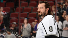 Behind Enemy Lines Drew Doughty on Nathan Beaulieu