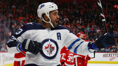 Dustin Byfuglien returns to Jets lineup plays almost 30 minutes