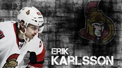 Erik Karlsson Poster Wallpapers