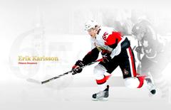 Erik Karlsson Ottawa Senators Hd Desktop Backgrounds