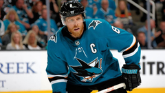 San Jose Sharks captain Joe Pavelski leads American Century