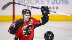 Gaudreau and Monahan Calgary s opposite yet dynamic duo