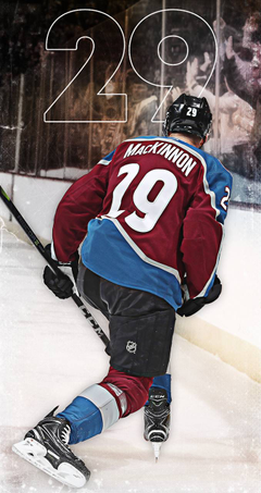 Nathan MacKinnon Wallpapers by rsenior2005