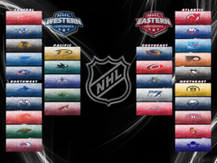 The NHL Regions
