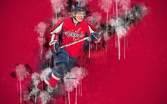 wallpapers Nicklas Backstrom 4k Swedish hockey player