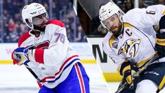 Canadiens trade P K Subban for Shea Weber