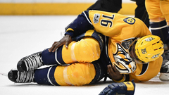 PK Subban limping after Game 4 following puck to ankle
