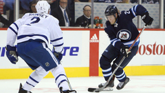 Laine ashamed after Jets loss to Maple Leafs