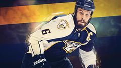 Hockey player of Nashville SHEA Weber wallpapers and image