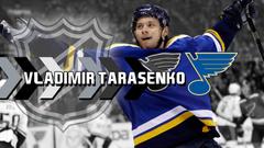 Blues sign Vladimir Tarasenko to 8