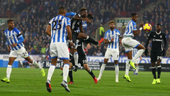 Premier League report Huddersfield Town 1 Fulham 0
